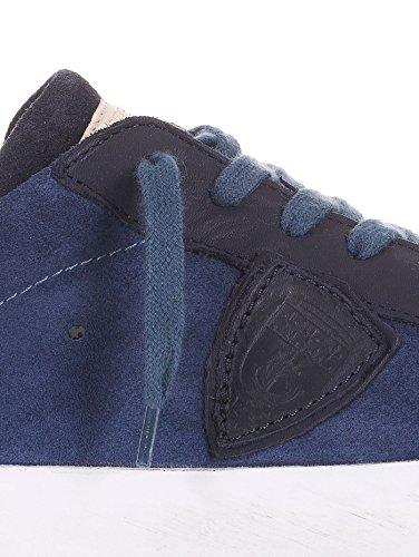 Philippe Model , Baskets pour homme bleu bleu