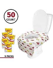 Extra Large Flushable Toilet Seat Covers