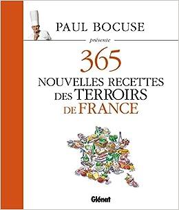 Amazon Fr Paul Bocuse Presente 365 Nouvelles Recettes Des
