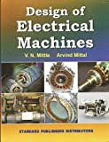 img - for Design Of Electrical Machines book / textbook / text book