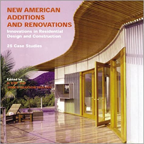 Descargas de libros online gratis.New American Additions and Renovations:  Innovations in Residential Construction and Design:  25 Case Studies (Literatura española) PDF DJVU FB2