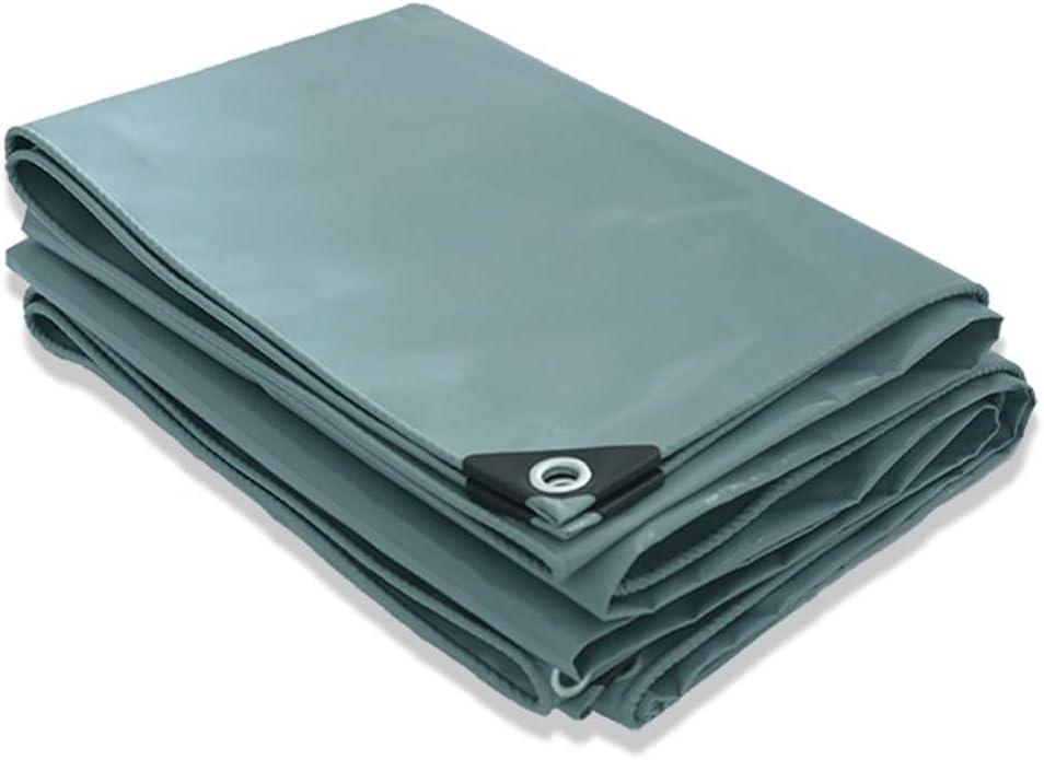 肥厚防雨生地ターポリンプラスチック布日焼け止め布 M20/03/07 (Size : 5X10M)