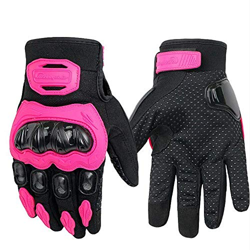 MTST Motorcycle Gloves All-Around Off-Road Motorcycle Gloves Pink M
