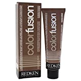 Redken Color Fusion Cream Natural Balance Hair Color for Unisex, No.5AG Ash/green, 2.1 Ounce