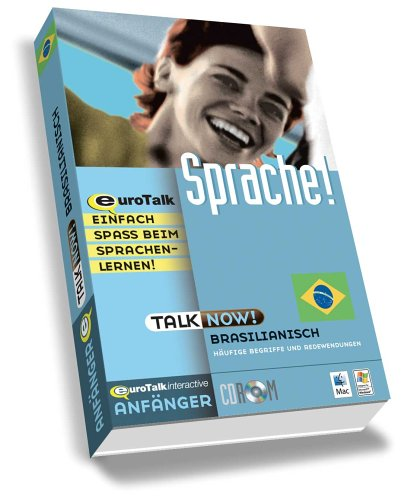 Talk Now Learn Brazilian Portuguese: Essential Words and Phrases for Absolute Beginners (PC/Mac) [Import]