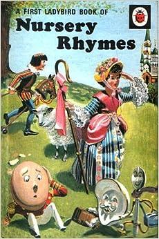 A First Ladybird Book of Nursery Rhymes: Frank Hampson ...
