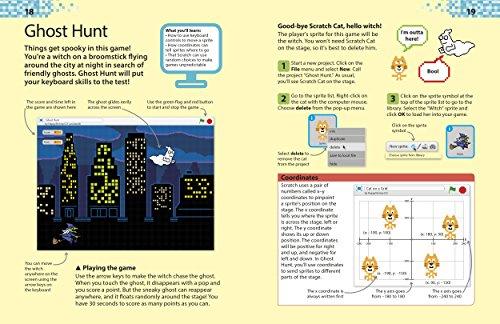 DK Workbooks: Coding in Scratch: Games Workbook: Create
