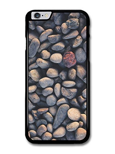 Pebbles on the Beach Texture Pattern Photography case for iPhone 6 Plus 6S Plus