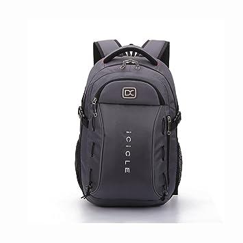 BAO Mochilas Ordenador portátil Backpack Ligero 15,6 Pulgadas Negocio para Ordenador portátil/Cuaderno/ Computadora: Amazon.es: Deportes y aire libre