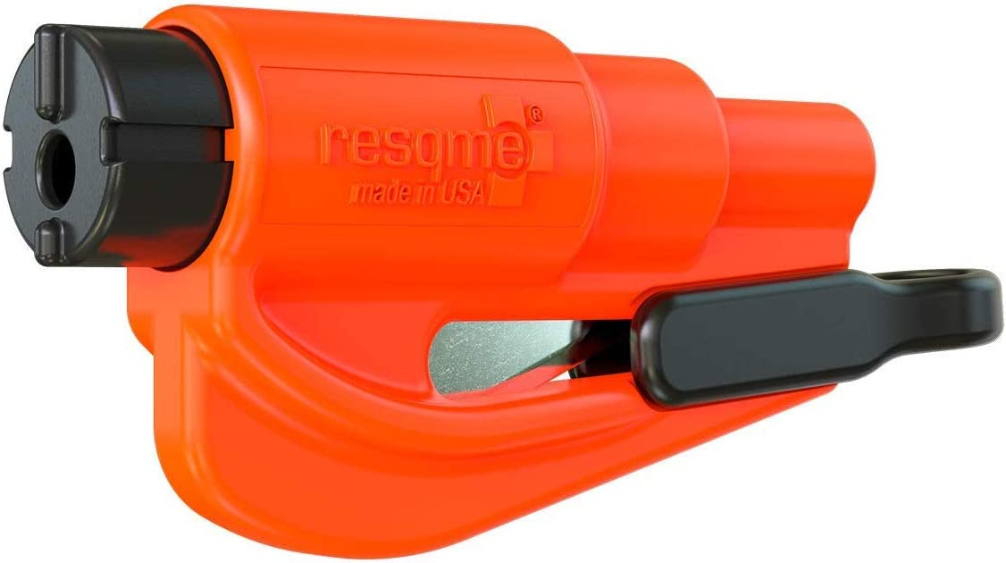 Made in USA Pink resqme The Original Keychain Car Escape Tool