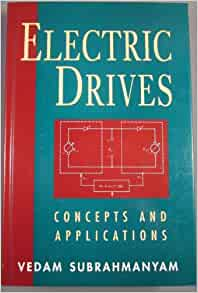 ELECTRIC DRIVES BY VEDAM SUBRAHMANYAM PDF