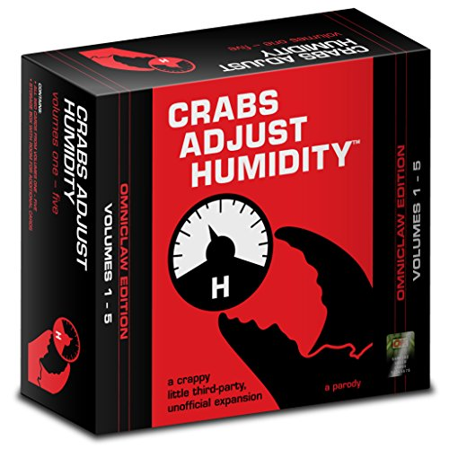 Crabs Adjust Humidity - 5-Pack Omniclaw Edition (includes Vol. 1-5)