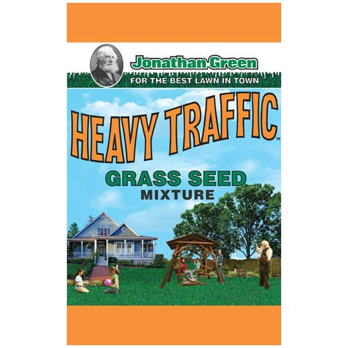 Jonathan Green Heavy Traffic Grass Seed, 3-Pound (10970) by Jonathan Green