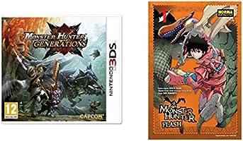Monster Hunter Generations + Monster Hunter Flash! 1 (Shonen - Monster Hunter Flash!)