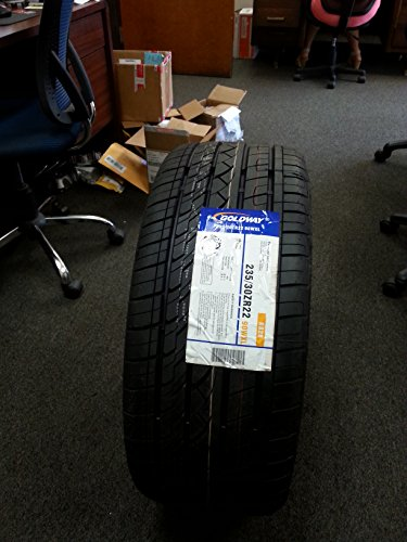 235 30zr 22 tire - 1