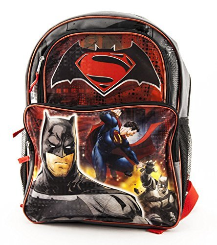 "Batman v Superman 16"" Cargo Backpack at Gotham City Store"