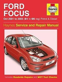 Ford Focus 01-05