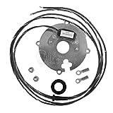 831146P12 12V POS Ground Ignition Kit Agco-Allis 170 175 Oliver 550 White 16103