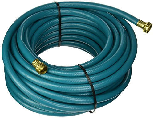 Gilmour 15 Series 4 Ply Reinforced Vinyl Hose 1/2 Inch x 75 Feet 15012075 Green