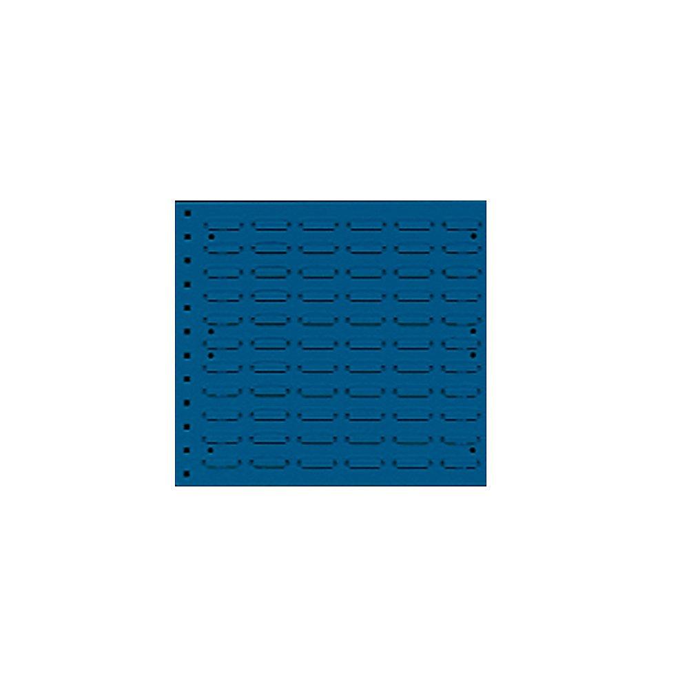 Bott Steel Toolboard - Louvered Panels - 20X18'' - Blue