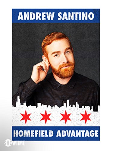 Andrew Santino: Well-informed in Field Advantage