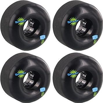 Ruedas Ricta Sparx 2017 negro ruedas de Skate - 53 mm 101 A (Juego ...