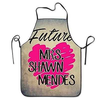Funny Kitchen Apron Bib Future MRS. Shawn Mendes Home Comfortable