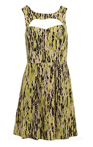 Guess Womens Away Sleeveless Dress