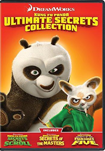 Kung Fu Panda: Ultimate Secrets
