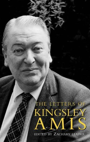 book cover of The Letters of Kingsley Amis