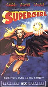 Supergirl (International Version) [VHS]