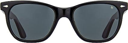AO Eyewear 52-14-140mm Saratoga Tortoise Frame Green Nylon Lens Sunglasses
