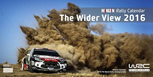 - Mcklein Rally Calendar 2016: The Wider View