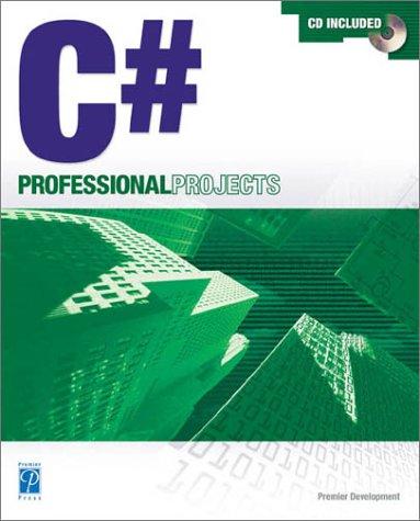 Microsoft C# Professional Projects