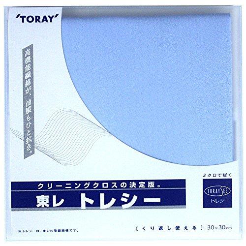 TORAY MULTI-PURPOSE WASHABLE MICRO-FIBLE LENS CLOTH TORAYSEE A3030 G20