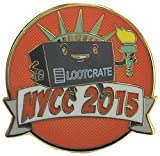 NYCC 2015 Creepy Lootcrate Exclusive 1.5