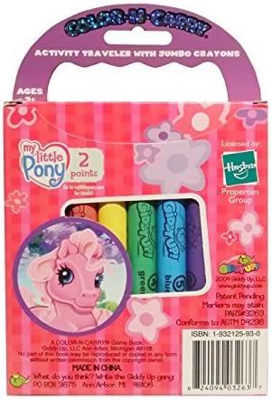 My Little Pony Mini-Doodles coloring kit 2004