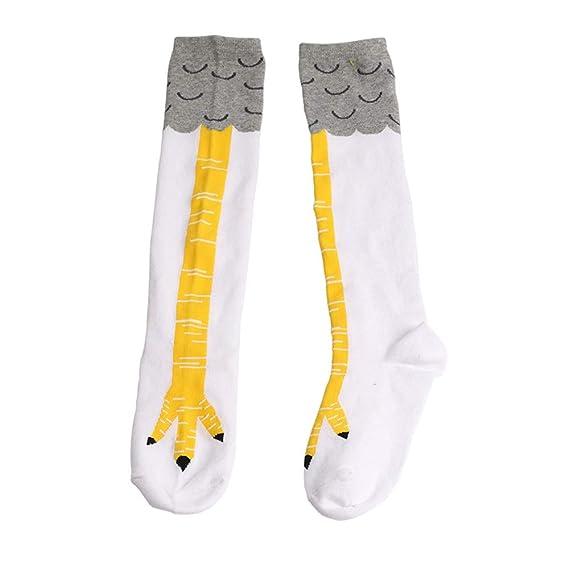 BHYDRY 1 pares mantienen cálidos calcetines largos en forma de tubo de algodón Calcetines cómodos: Amazon.es: Ropa y accesorios