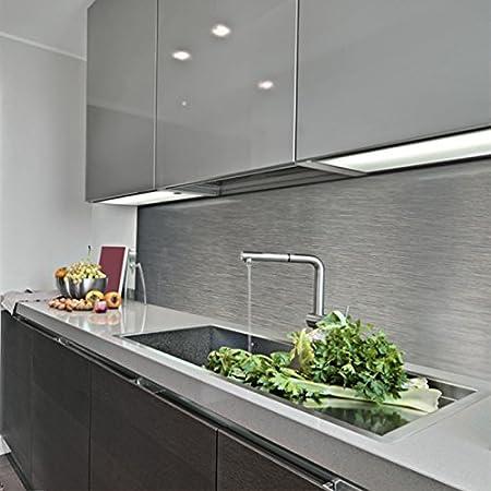 KERABAD Küchenrückwand Küchenspiegel Wandverkleidung ...