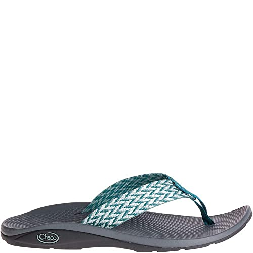 9b956e6e8130 Chaco Flip Ecotread Sandal - Women s Trellis Teal