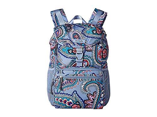 Vera Bradley Women's Lighten Up Daytripper Backpack Kona Paisley One Size by Vera Bradley