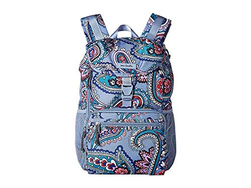Vera Bradley Women's Lighten Up Daytripper Backpack Kona Paisley One Size