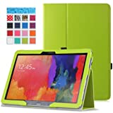Moko Samsung Galaxy Note PRO & Tab PRO 12.2 Case - Slim Folding Cover Case for Galaxy NotePRO & TabPRO 12.2 Android Tablet, GREEN