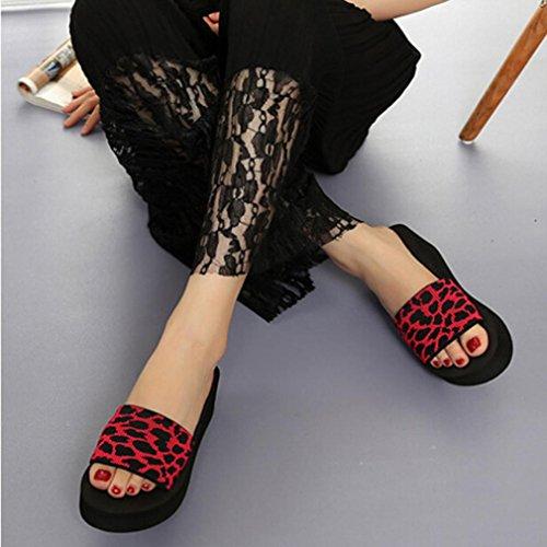 Noir Pour Chaussons red Femme Noir Turkey fI8wqp