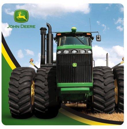 John Deere Tractor - Notepads (4) (John Deere Favor)
