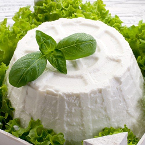 Ricotta Di Bufala (Buffalo's Milk Ricotta) Imported from Italy, Avg 3 ()