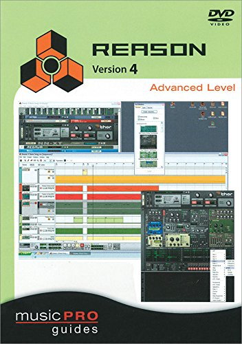 Download Reason 4 Advanced Level: Music Pro Guides (DVD) pdf