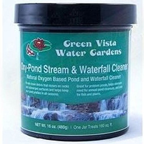 Green Vista Oxy-Pond, Stream and Waterfall Cleaner - 16 O...
