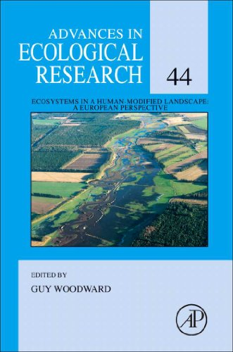 Ecosystems in a Human-Modified Landscape: A European Perspective (Advances in Ecological Research Book 44)