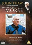 Inspector Morse: The Death Of The Self/Absolute Conviction [DVD] [1987]